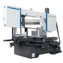Metallkraft HMBS 500 x 750 HA-DG Semiautomatic two-column Horizontal Metal Band Saw