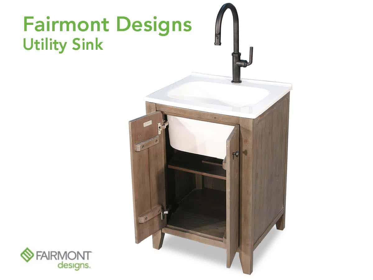 new from fairmont designs utility