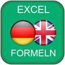 Excel Formeln übersetzt: Englisch-Deutsch