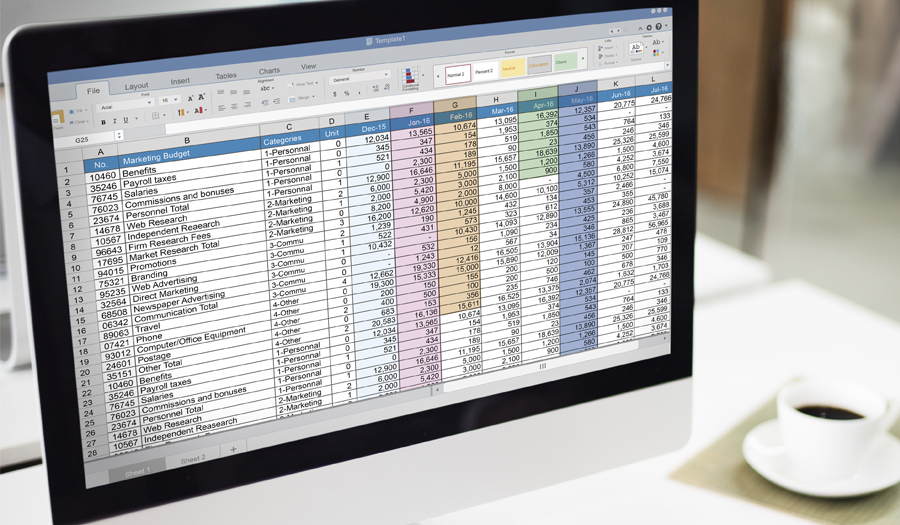 Cómo hacer una tabla en Excel