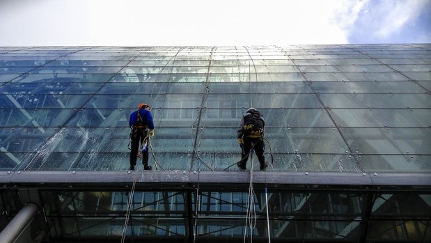 window-cleaning
