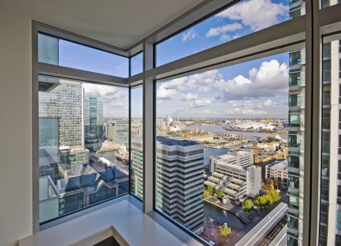 high rise window - Are Clean Windows Really That Important?
