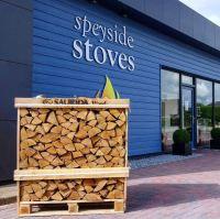 Speyside Stoves showroom