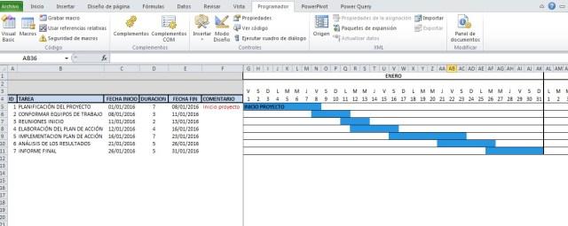 CONFECCIONAR DIAGRAMA DE GANTT EN EXCEL CON VBA2