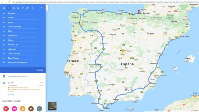 PROGRAMAR HIPERVÍNCULOS EN VBA. EJEMPLO PRÁCTICO CON GOOGLE MAPS_1