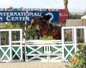 Kristy McCormack Herrera Jumping