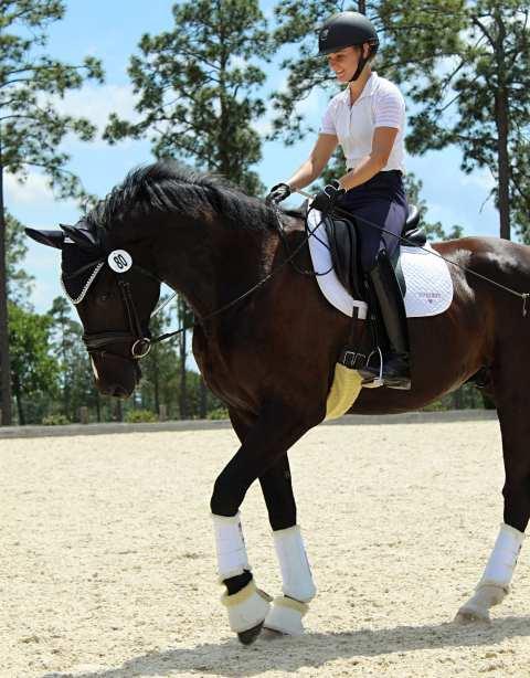 Excel Supplements Rider Alexis Cwik
