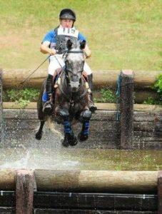 Ronan Moloney Jumping Into Water