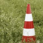Orange Cone (Tractor Supply)