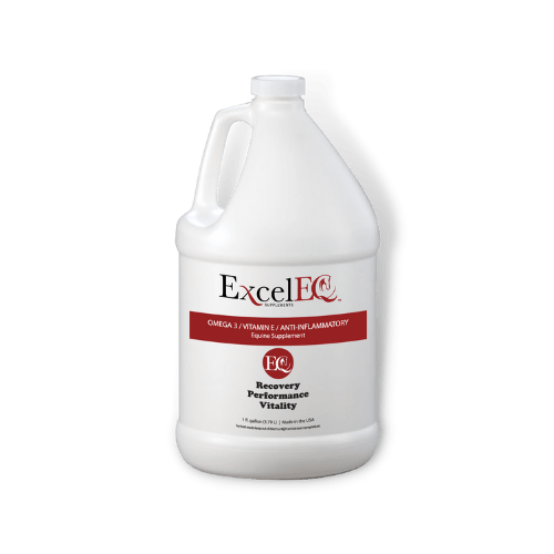 ExcelEQ Camelina Oil for Horses