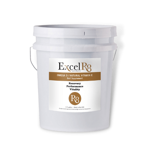 5 Gallon ExcelR8 Livestock Camelina Oil Supplement