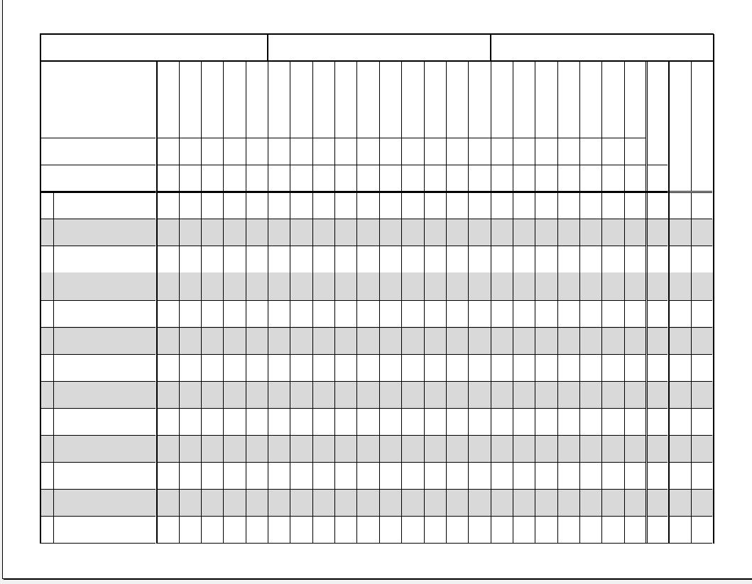 Printable Gradebook Exceltemplate