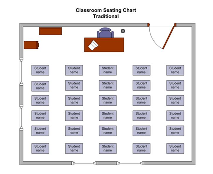 seating chart 8 best images of classroom seating chart classroom – Printable Seating Charts
