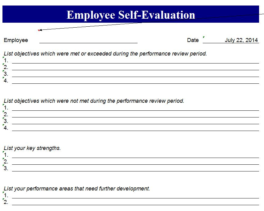 Template Appraisal Form. Download Sales Commission Summary