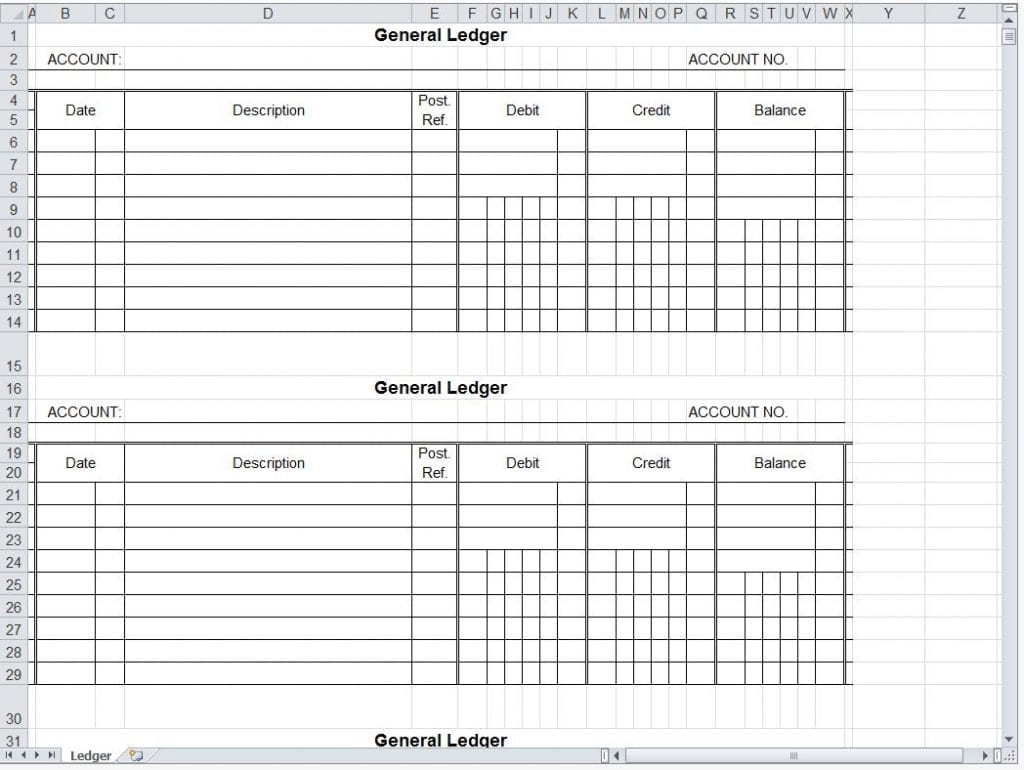 Account Spreadsheet Templates Spreadsheet Templates For