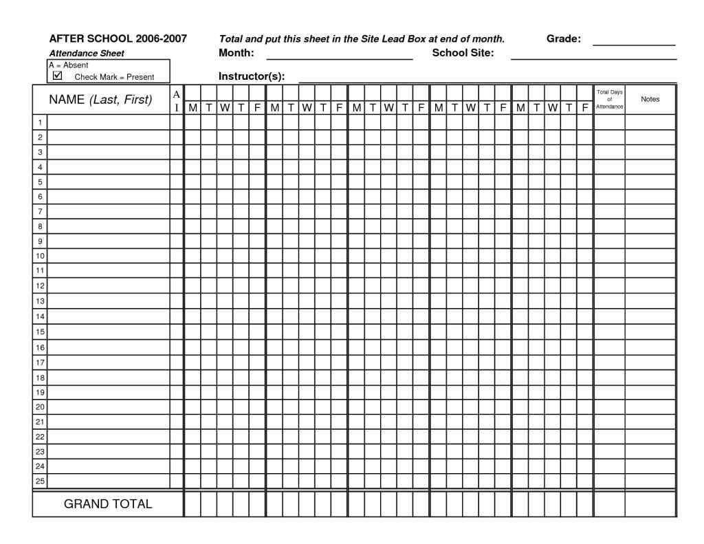 Online Spreadsheet