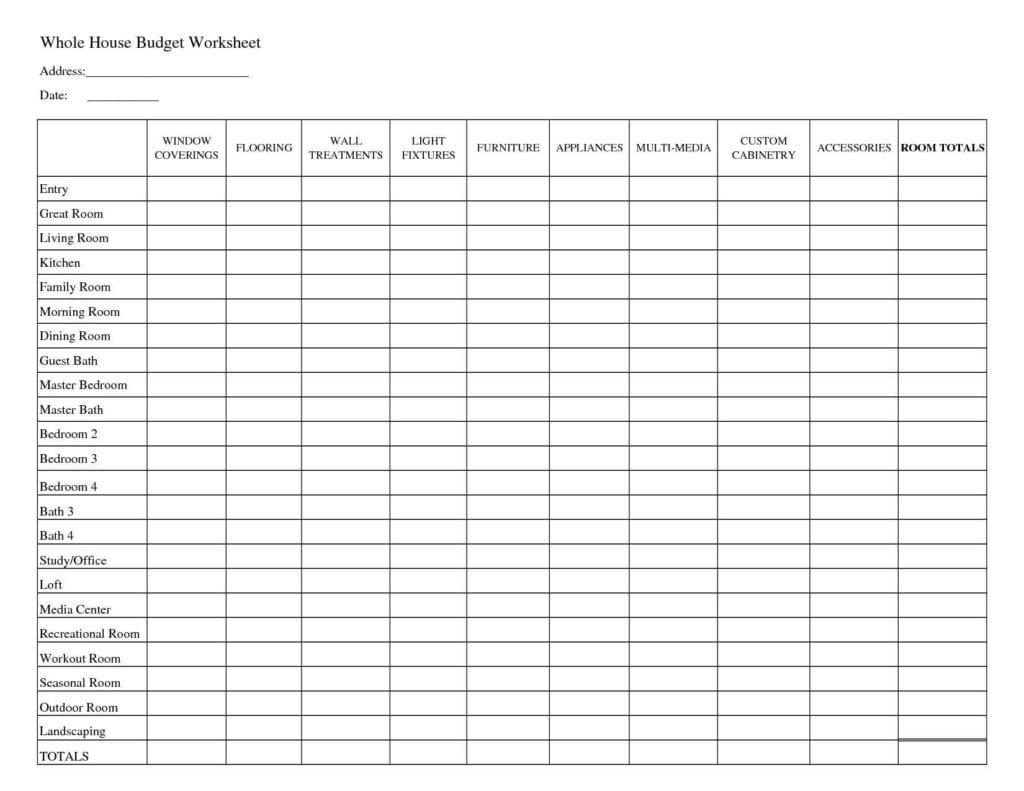Sample Budget Spreadsheet For Non Profit1