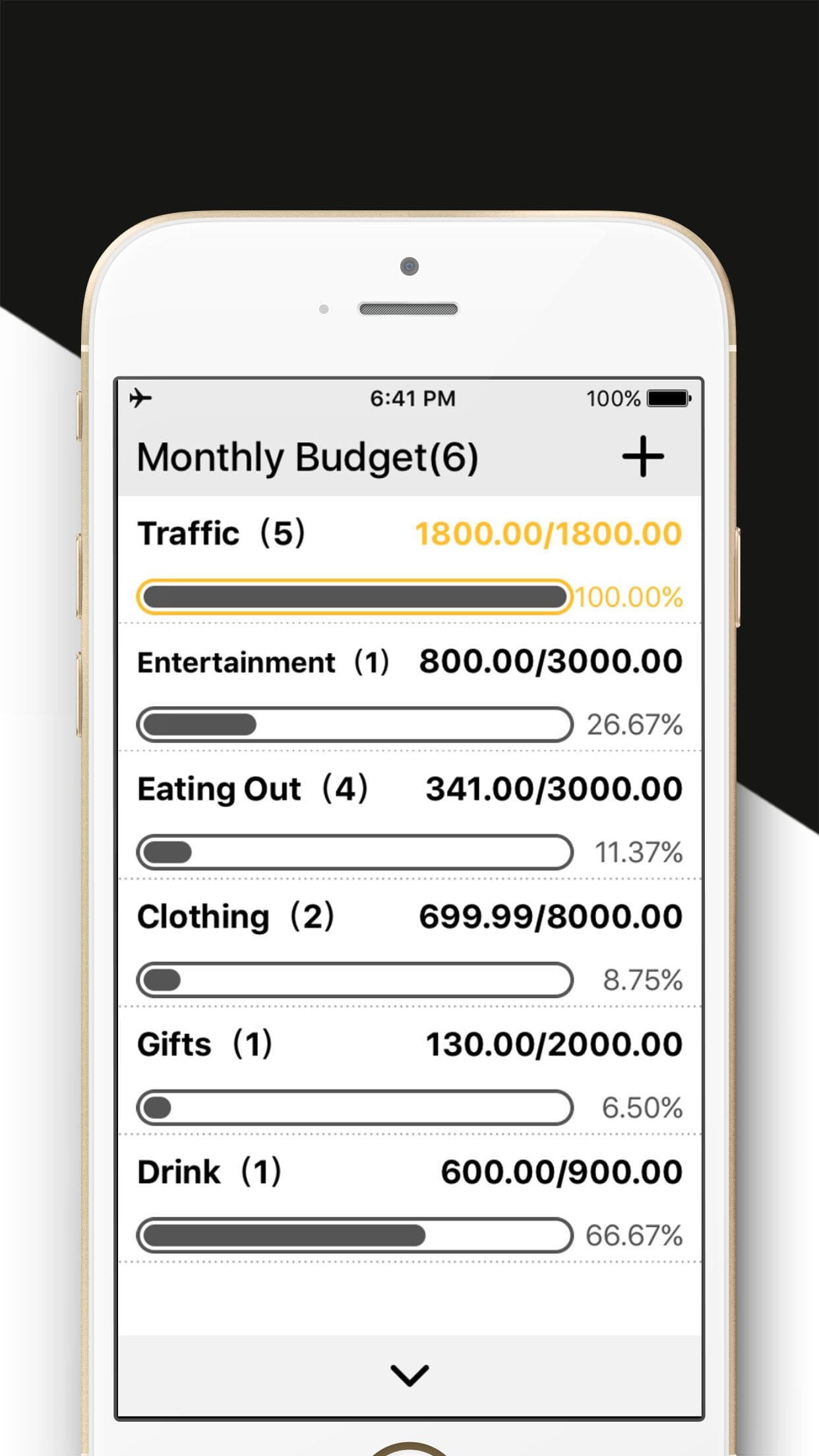 Daily Expense Tracker Excel 1