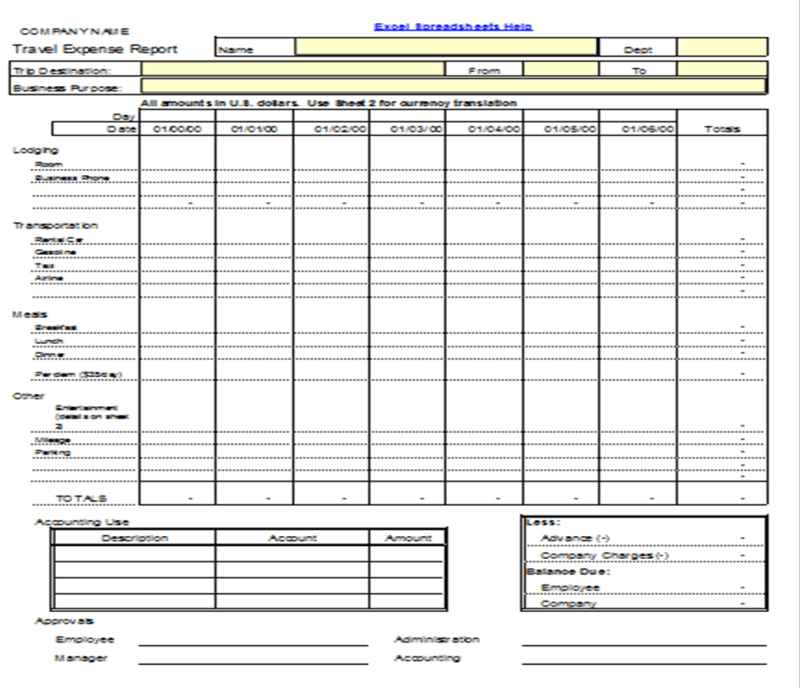 Travel expense claim format in excel holliddays expense form template for small business excel expenses uk cheaphphosting Gallery