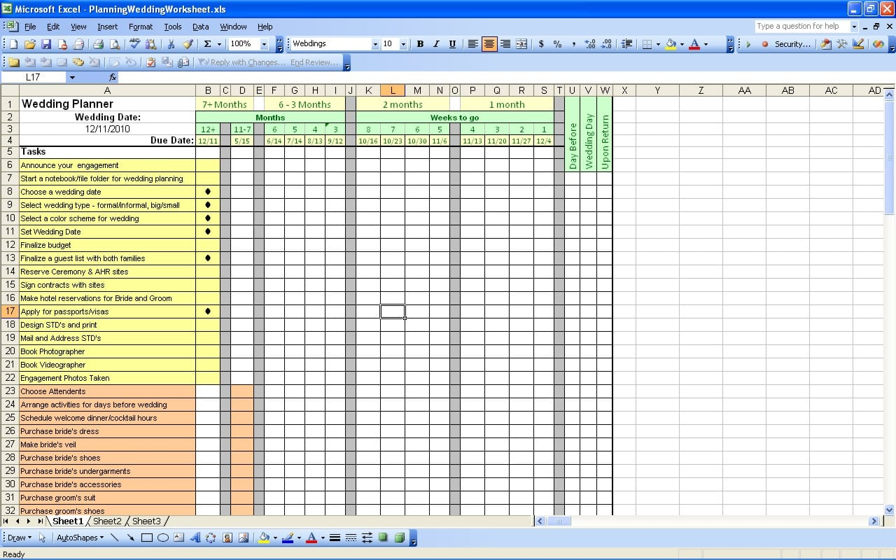 Budget Calculator Spreadsheet