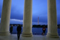 Washington-DC-Monument-from-Jefferson-Memorial-2013-634 Copyright Shelagh Donnelly