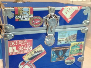 travel trunk Copyright Shelagh Donnelly