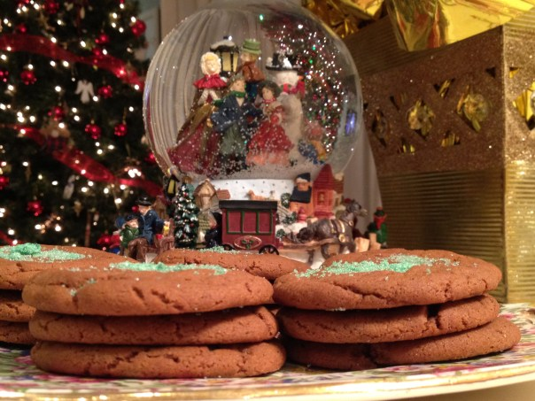 Ginger Snaps copyright Shelagh Donnelly