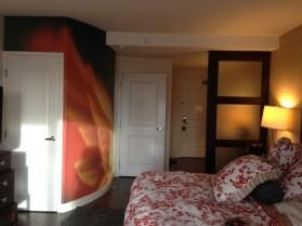 Hotel Indigo Guestroom Copyright Shelagh Donnelly