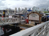 False Creek Fisherman's Wharf Copyright Shelagh Donnelly
