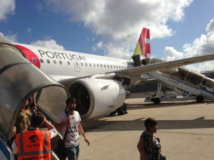 TAP Portugal Copyright Shelagh Donnelly