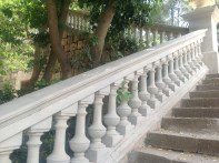 Barcelona Steps copyright Shelagh Donnelly