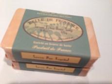 Belle De Provence soap