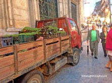 Basil Truck Porto Copyright Shelagh Donnelly
