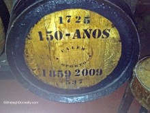 Calem Cellars Porto Copyright Shelagh Donnelly