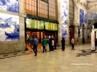 Porto Train Station 5449 Copyright Shelagh Donnelly
