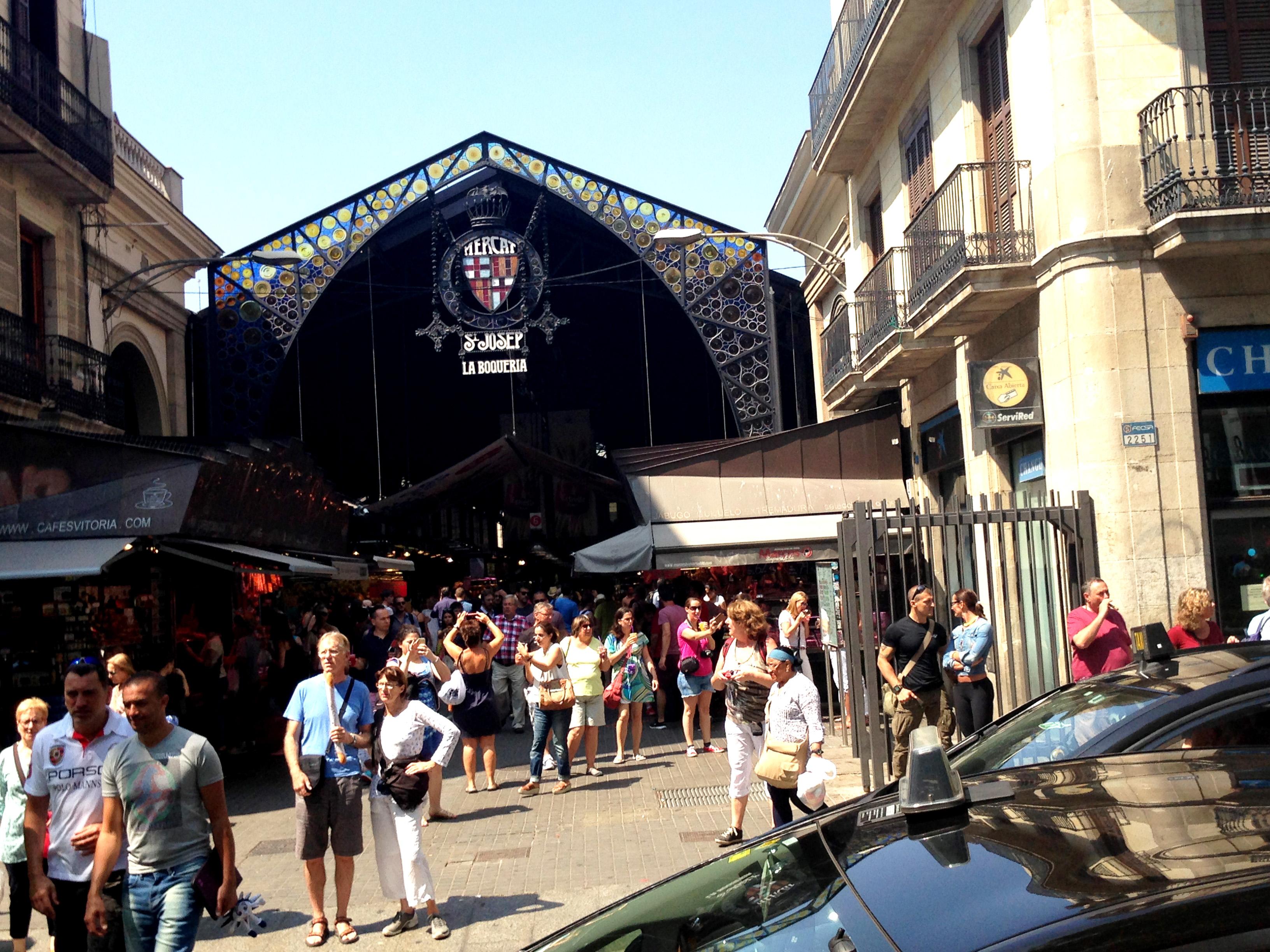 La Boqueria Barcelona 6014 Copyright Shelagh Donnelly