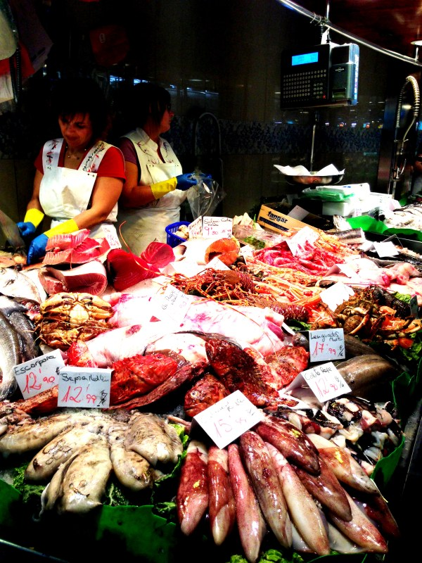 La Boqueria Barcelona 6056 Copyright Shelagh Donnelly