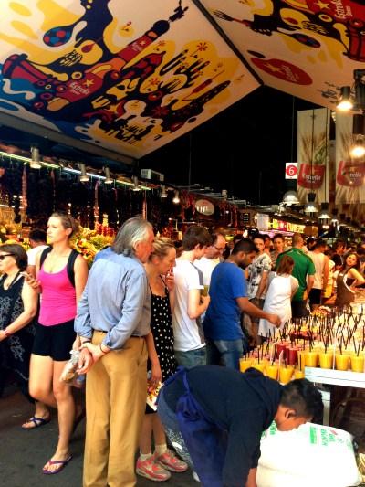 La Boqueria Barcelona 6064 Copyright Shelagh Donnelly