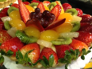 Fruit Flan 9275 Copyright Shelagh Donnelly