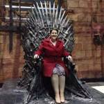 Cowan, Lorna - Iron Throne