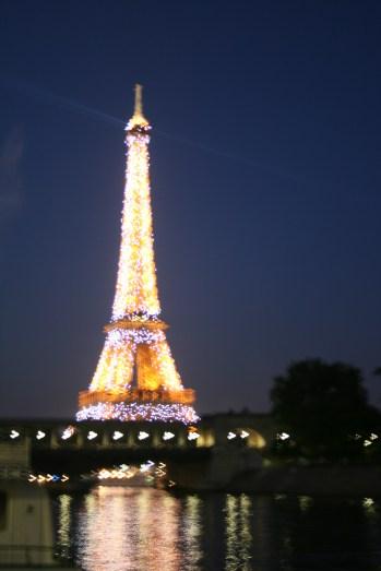 Eiffel Tower 1328 Copyright Shelagh Donnelly