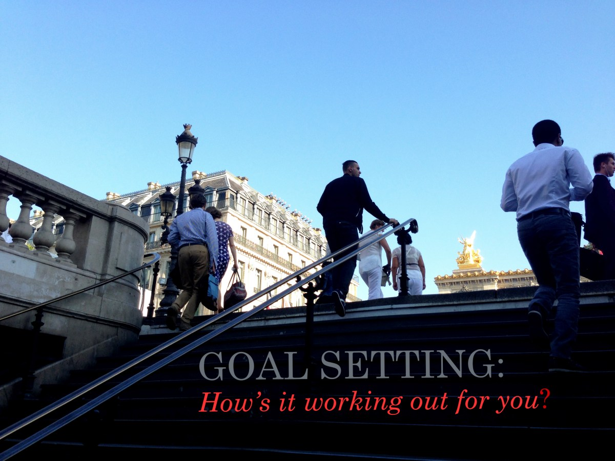 Weekend Poll: Are You Goal-Focused in 2019?