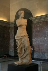 Venus 1269 Paris Copyright Shelagh Donnelly