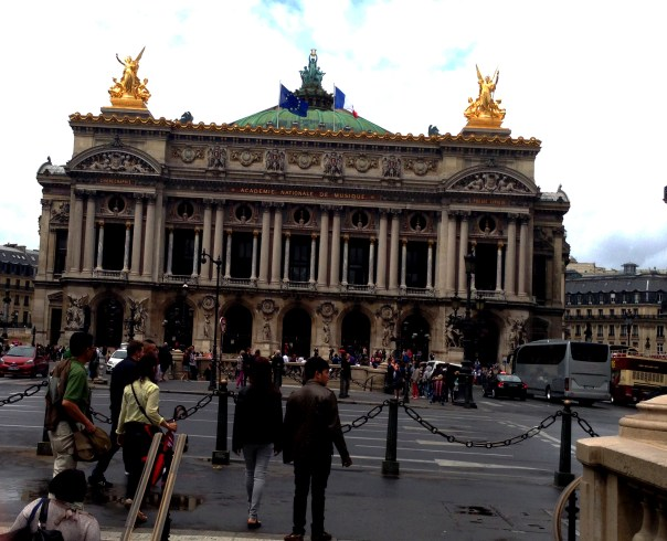 Palais Garnier Paris Copyright Shelagh Donnelly