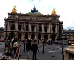 Palais Garnier Paris Copyright Shelagh Donnelly