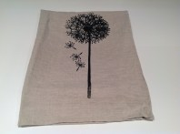 Botanical Tea Towel Copyright Shelagh Donnelly