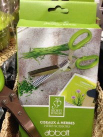 Herb Scissors Copyright Shelagh Donnelly