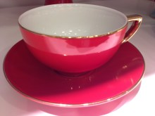 Cup and Saucer Copyright Shelagh Donnelly
