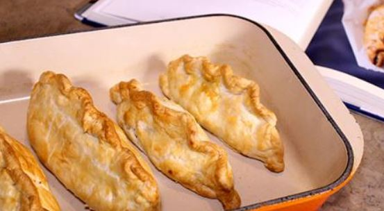 Boxing Day Pasties - Jane