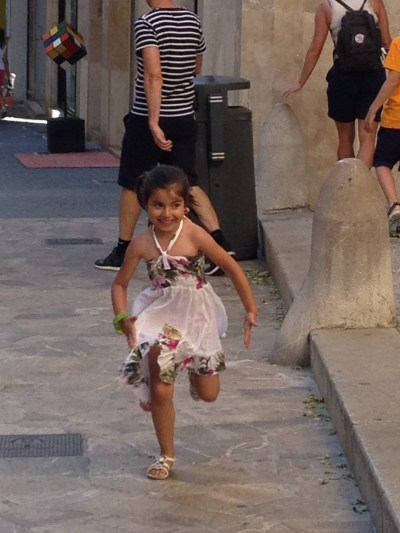 At Play in Palma De Mallorca 2585 Copyright Shelagh Donnelly